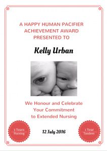 Happy Human Pacifier Award Kelly Urban (3)