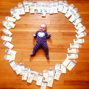Human Milk for Human Babies
