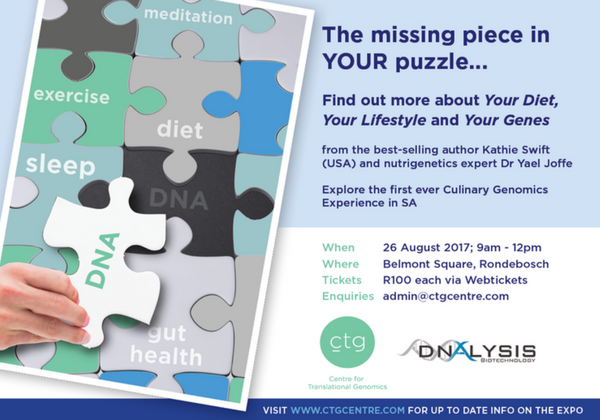 2 Tickets up for Grabs to #MyHealthPuzzle