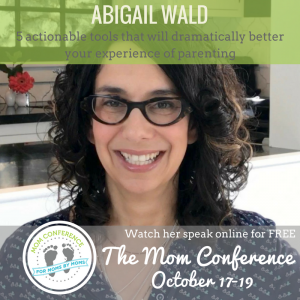 Abigail Wald of Real Time Parenting