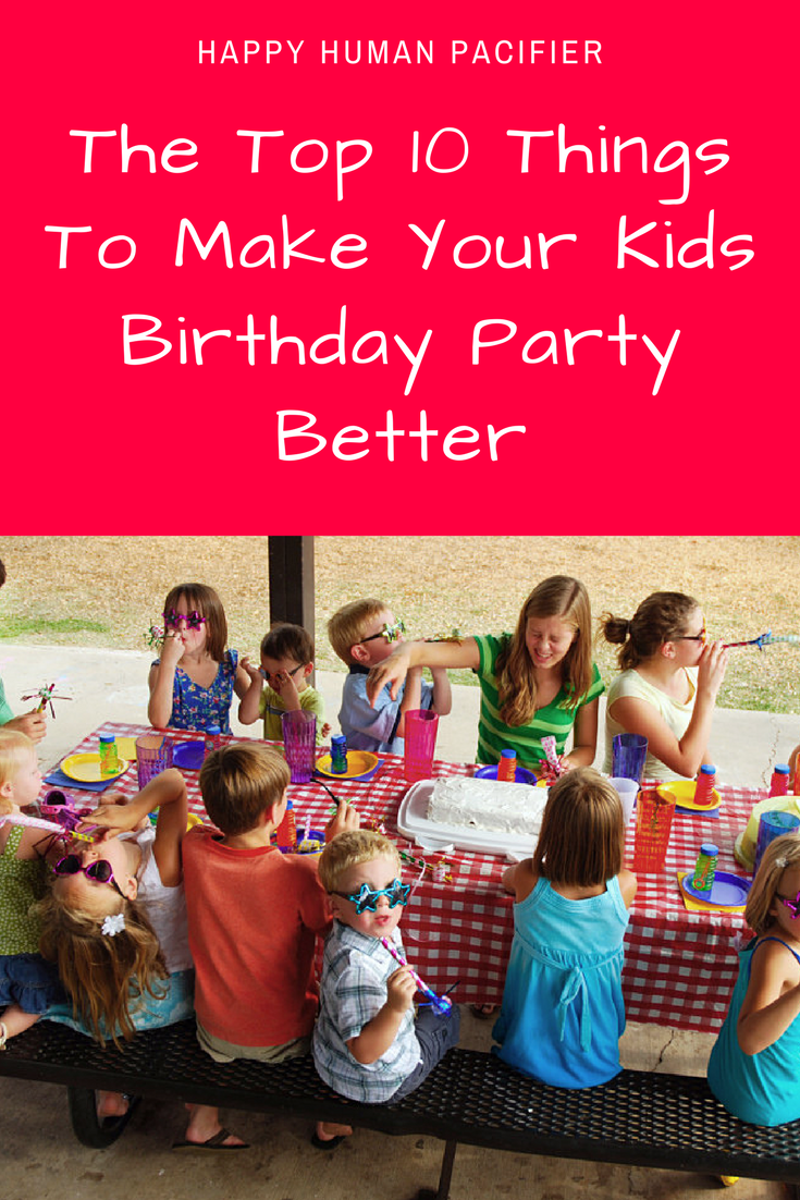 Planning your child's birthday party? Here are ten top tips for you. | topkidsbirthdaypartyideas | childrensbirthdayparties | kidsbirthdayparties |