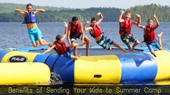 Benefits Summer Camp Experience happyhumanpacifier.com