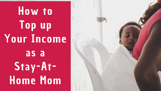 How to earn income as a stay at home Mom happyhumanpacifier.com