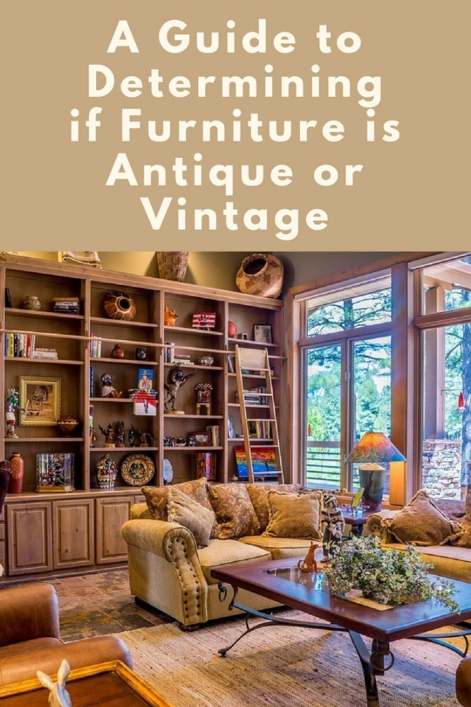 What are you planning to do with your antique or vintage furniture?  #antiqueorvintagefurniture - A Guide To Determining If Furniture Is Antique Or Vintage Happy