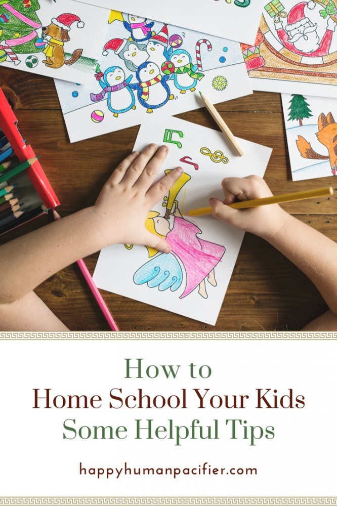 Have you considered home schooling your kids? Here are some great tips for you from Guest Poster, Katrina D Keller. #howtohomeschoolkids