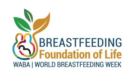 Celebrating World Breastfeeding Week 2018?