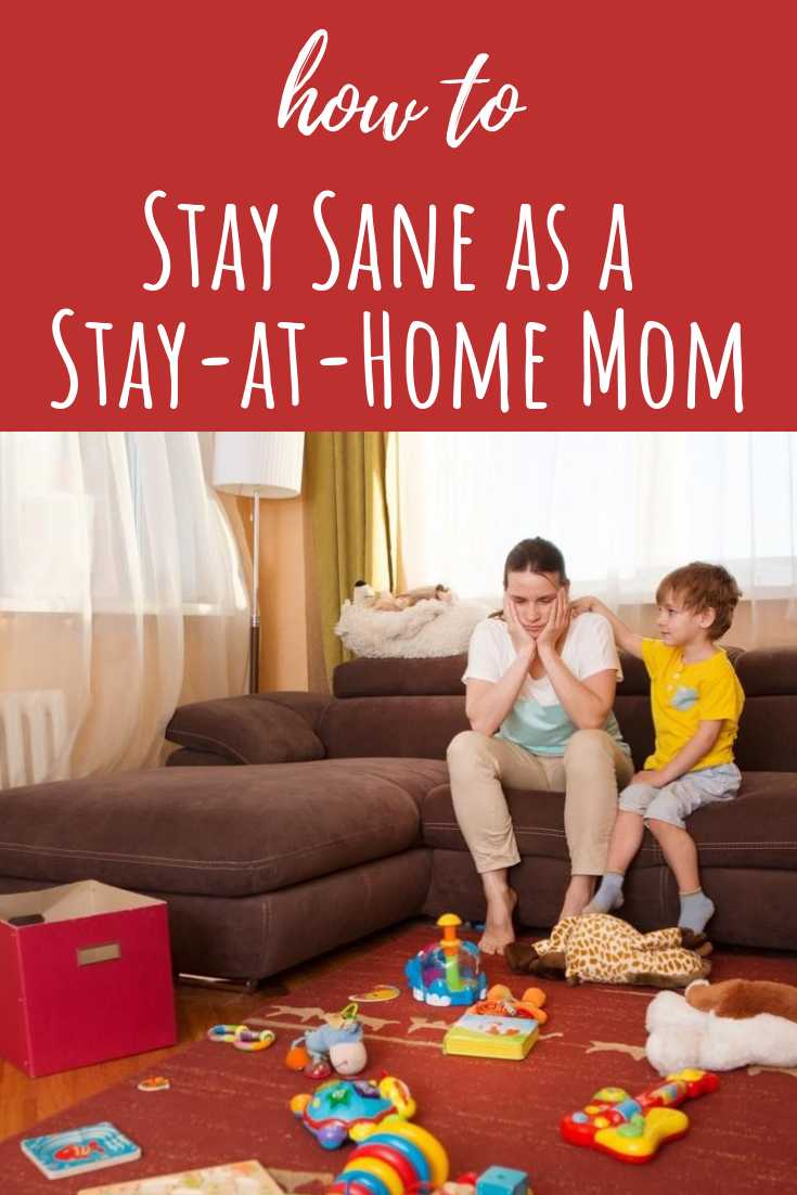 Staying home with little ones isn't always all it's cracked up to be. So before you turn into a crackpot, take a breather. And read this refreshing post by Brenda Kimble. #HowtoStayatHomeMom