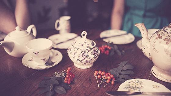 La Leche League High Tea