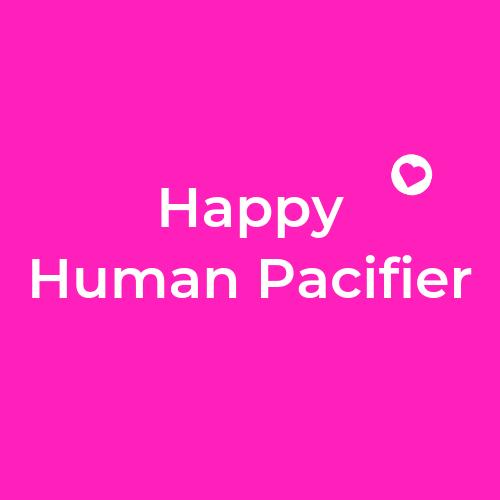 Happy Human Pacifier New Logo 2019