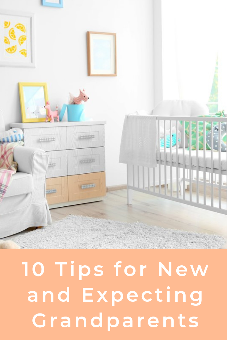 Are you about to become a Grandparent? Here's how to stay in your children's good books and foster a wonderful relationship with your Grandchildren. #TipsforNewandExpectingGrandparents
