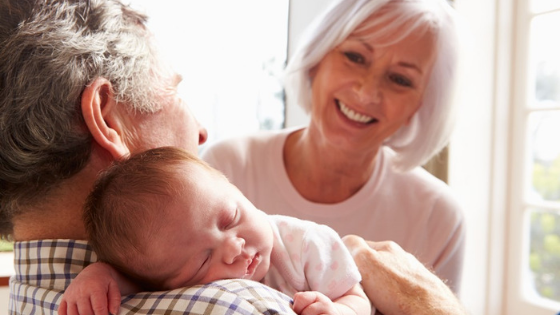 Tips for New and Expecting Grandparents