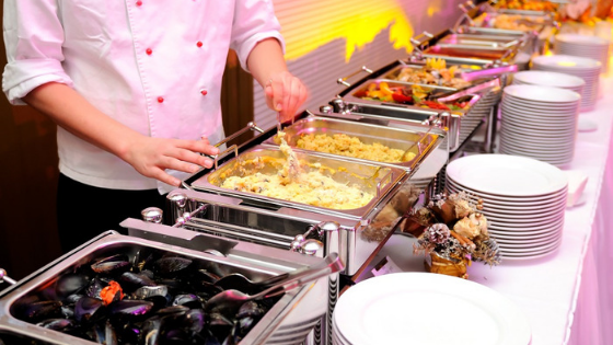 Choose The Best Wedding Catering Service