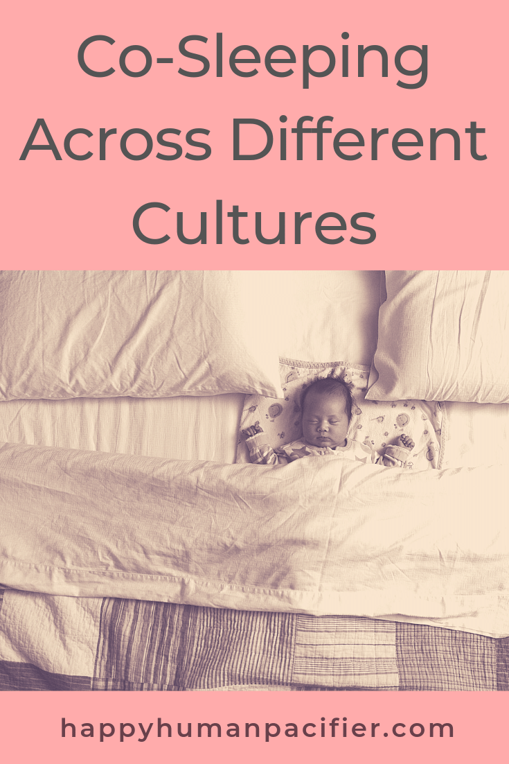 Do you believe in co-sleeping with your newborn or toddler? Is it taboo or the norm in your country? Johanna Cider shares how different cultures view co-sleeping or bed-sharing. #cosleepingacrossdifferentcultures #cosleeping #bedsharing