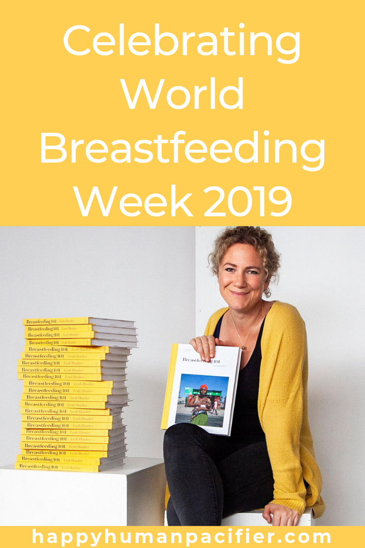 Celebrating World Breastfeeding Week with Leah Hawker ar the Launch of her book Breastfeeding 101 at The Book Lounge Cape Town #.