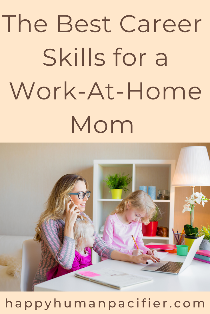 Are you a work-at-home Mom? Do you work remotely for a company or for yourself? Which skills do you feel have been most handy for the transition to working at home?