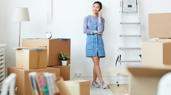 Four Tips for Decluttering Your Family Home