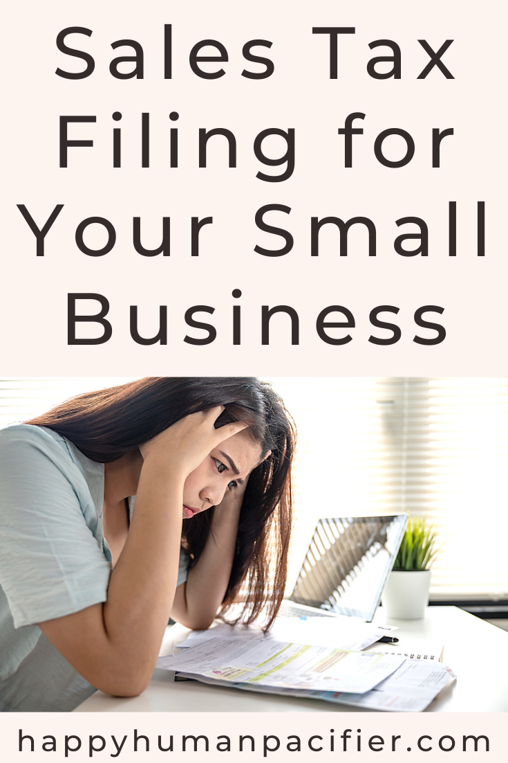 Have you started a home business during lockdown? If you're selling goods or services, it's time to get up to speed on the sales tax filing laws in your State. #salestaxfiling #salestaxforsmallbusiness  #physicalnexus #economicnexus