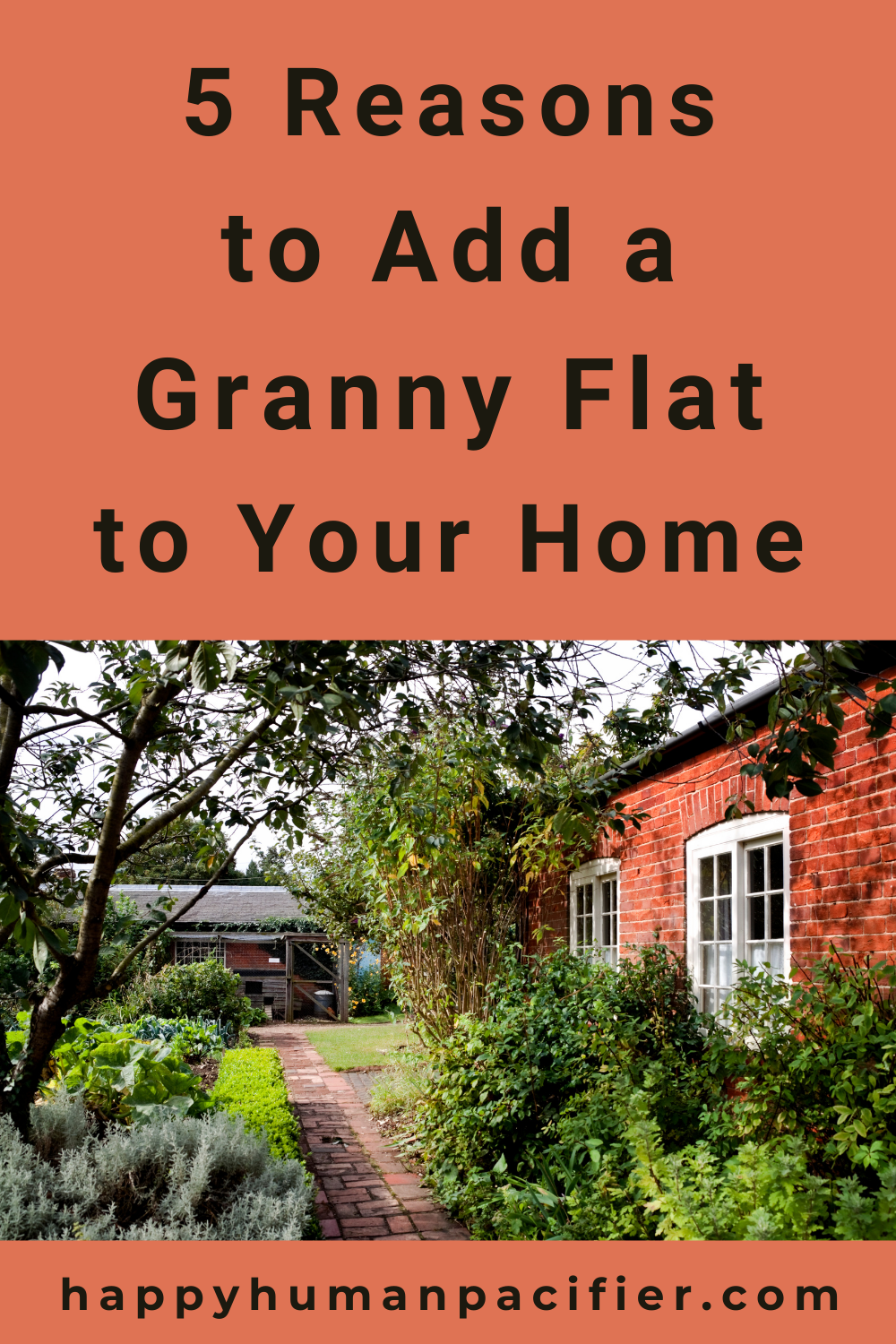 Granny Flats or accessory dwelling units can be a valuable addition to your existing property. Here are 5 reasons to add a granny flat or ADU to your home.