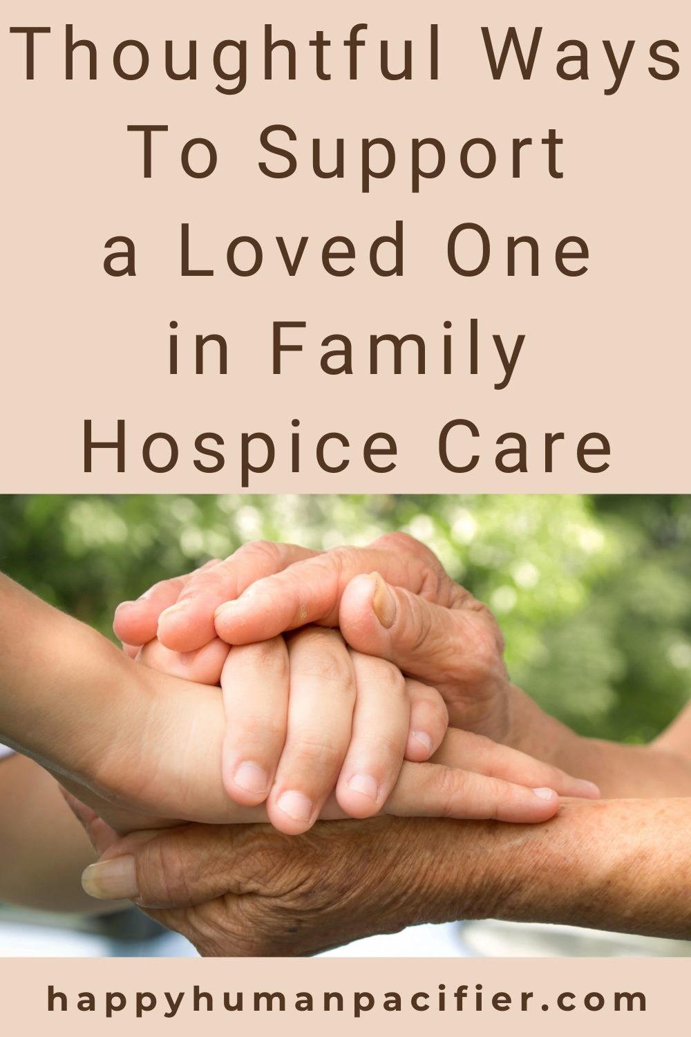 You don't have to feel helpless when a loved one is facing a terminal illness. Here are 15 meaningful ways to support a loved one in family hospice care.